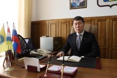 Поздравление Главы Администрации города Элисты О. В. Нохашкиева с Днем медицинского работника