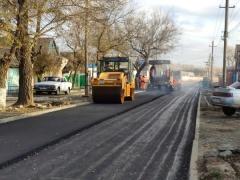 В 2020 году в рамках нацпроекта «Безопасные и качественные автомобильные дороги» будет отремонтировано 15,78 км дорог сплошным покрытием на 10 улицах Элисты