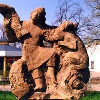 Скульптура «72 небылицы»
