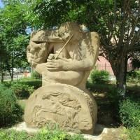 Скульптура «Мелодия»