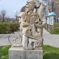 Скульптура «Возрождение»