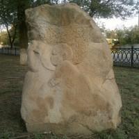 Скульптура «Праматерь степи»