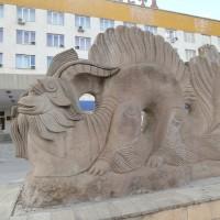 Скульптура «Лу»