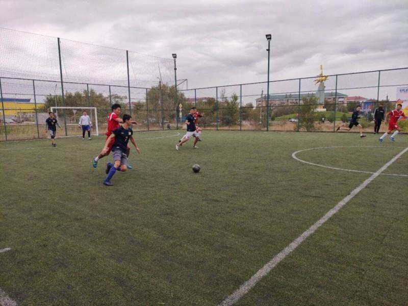 В Элисте завершился традиционный открытый турнир по мини-футболу на кубок главы Администрации Элисты