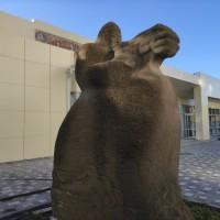 Скульптура «Всадник»