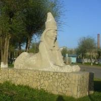 Скульптура «Сфинкс»