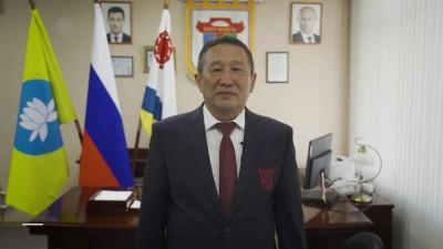 Жителей Элисты со 156-летием калмыцкой столицы поздравляет Глава города Элисты – председатель ЭГС Николай Орзаев.