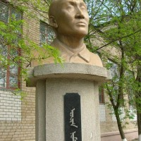 Бюст Номто Очирова
