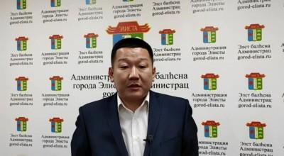 Директор МАУ «ЭлистаГорТранс» Николай Додгаев:
