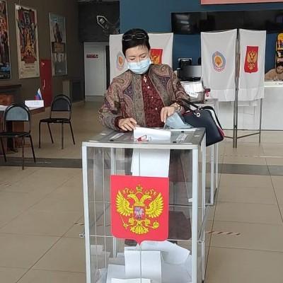 Элиста голосует