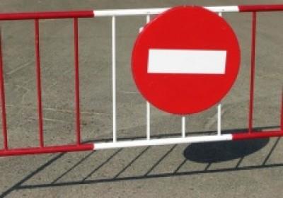Внимание! Ограничение въезда автотранспортных средств! Уважаемые элистинцы и гости столицы!