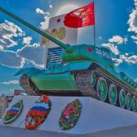 Ансамбль «Памяти воинов 28 Армии»