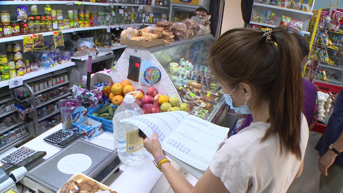 Рабочая группа Администрации Элисты продолжает проведение рейдовых мероприятий на объектах торговли