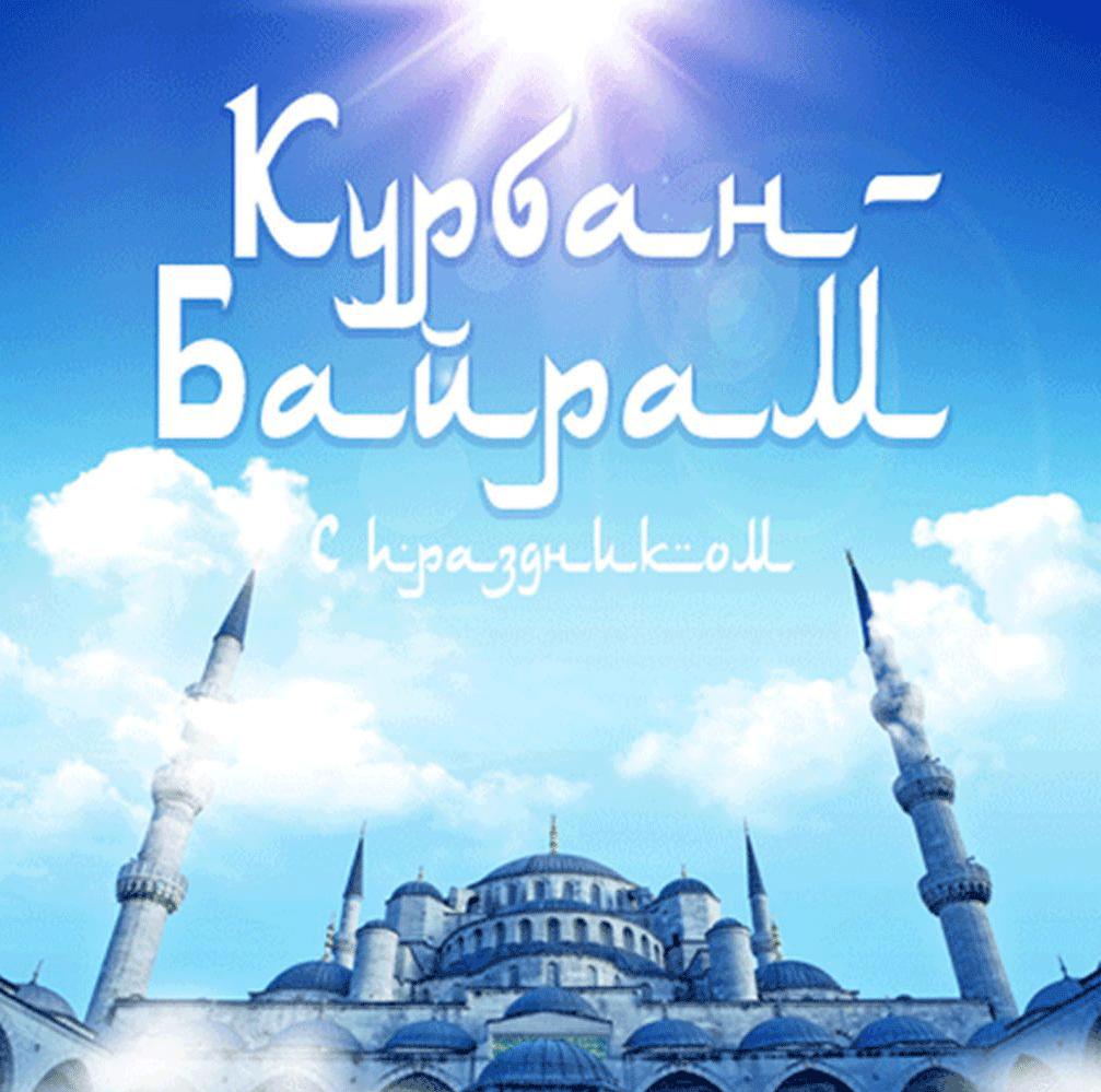 Глава Администрации города Элисты Дмитрий Трапезников поздравил мусульман с со священным праздником Курбан-байрам
