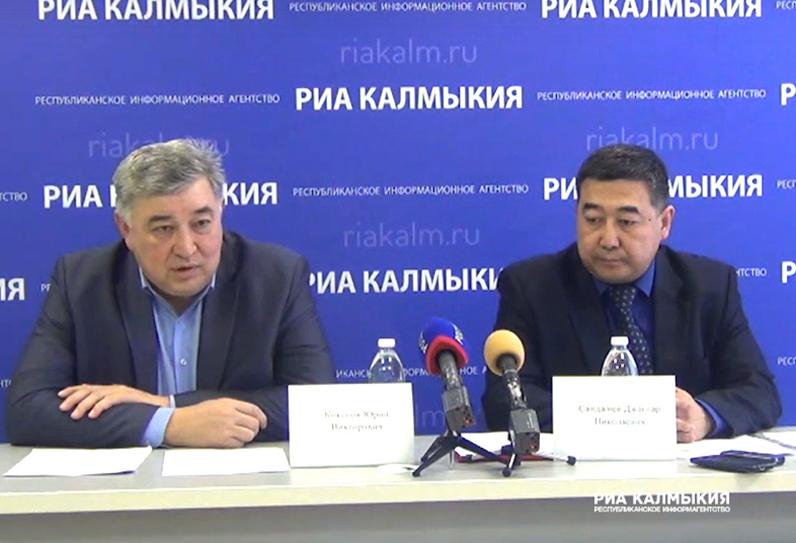 В Калмыкии продолжается борьба с распространением коронавирусной инфекции