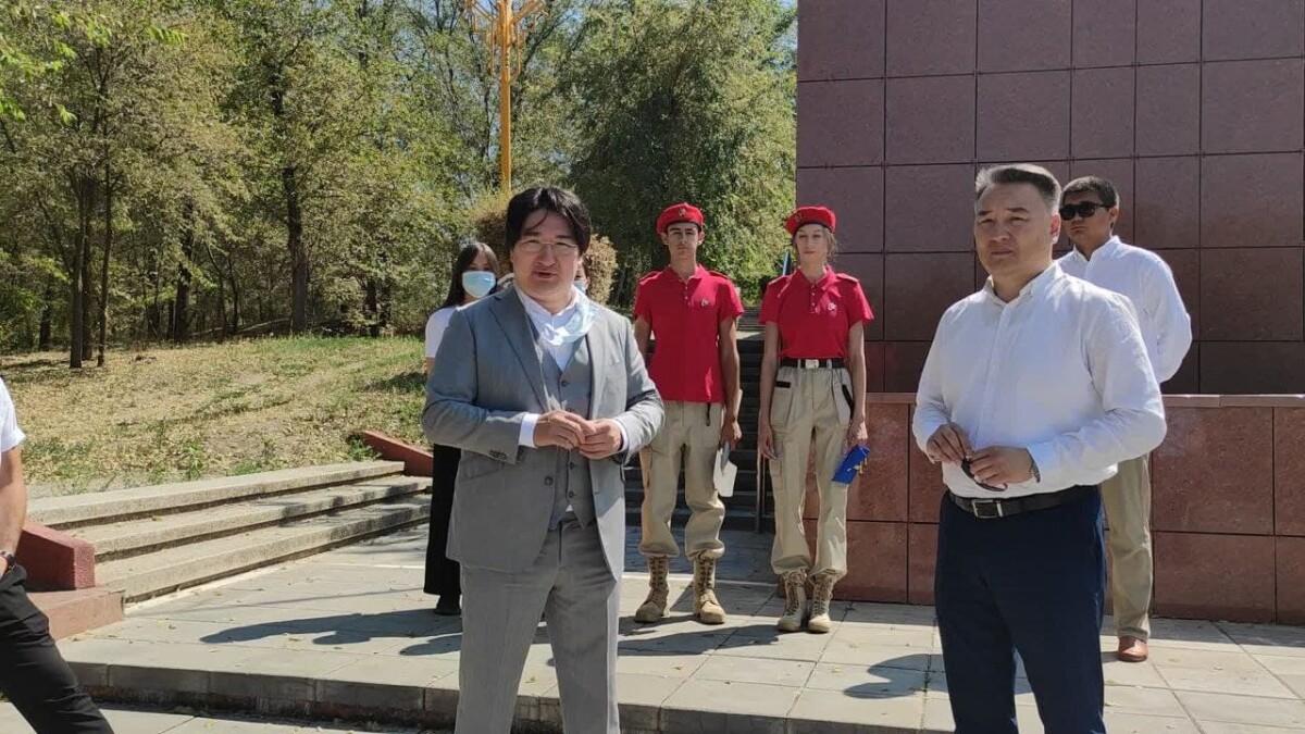 В Калининградской области установят памятник Басану Бадьминовичу Городовикову