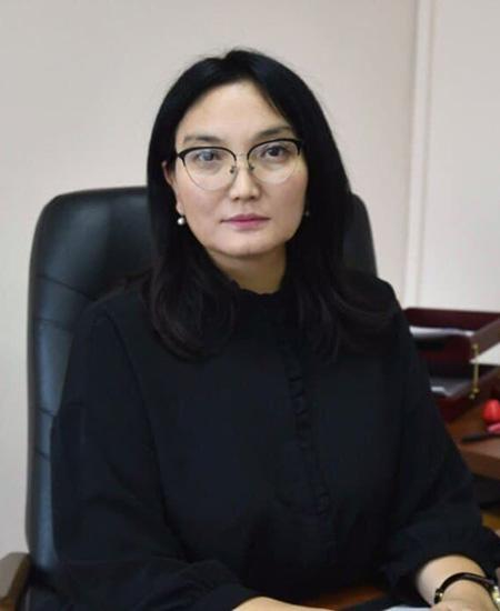 Доржи-Горяева Эльзя Владимировна