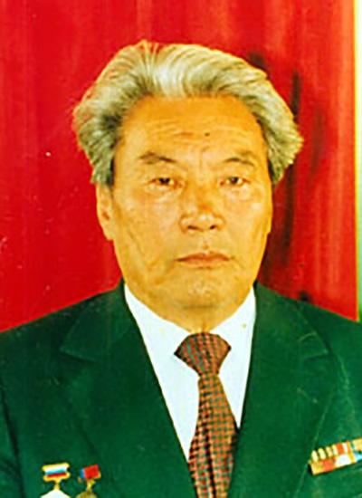 Адьянов Василий Георгиевич