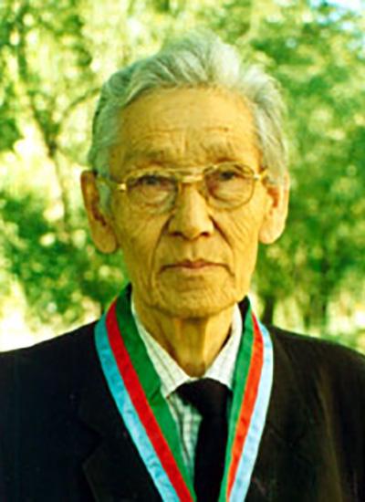 Бакаев Бембет Дорджиевич