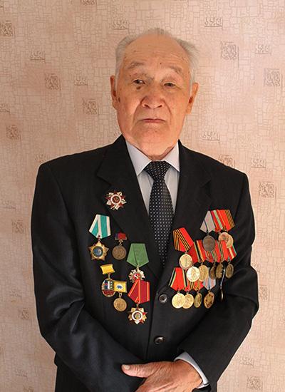 Джимбиев Андрей Манганыкович
