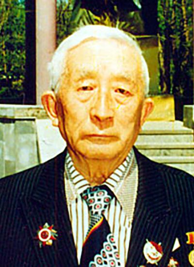 Гаряев Санджи Джанджаевич