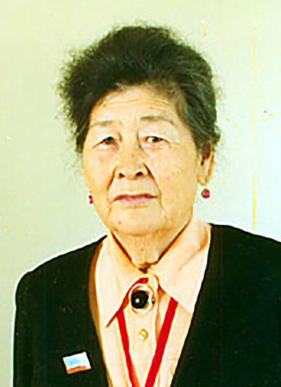 Гечинова Мария Доржиновна