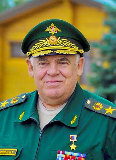 Казанцев Виктор Германович