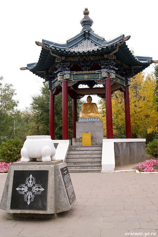 Статуя «Будды Шакьямуни»