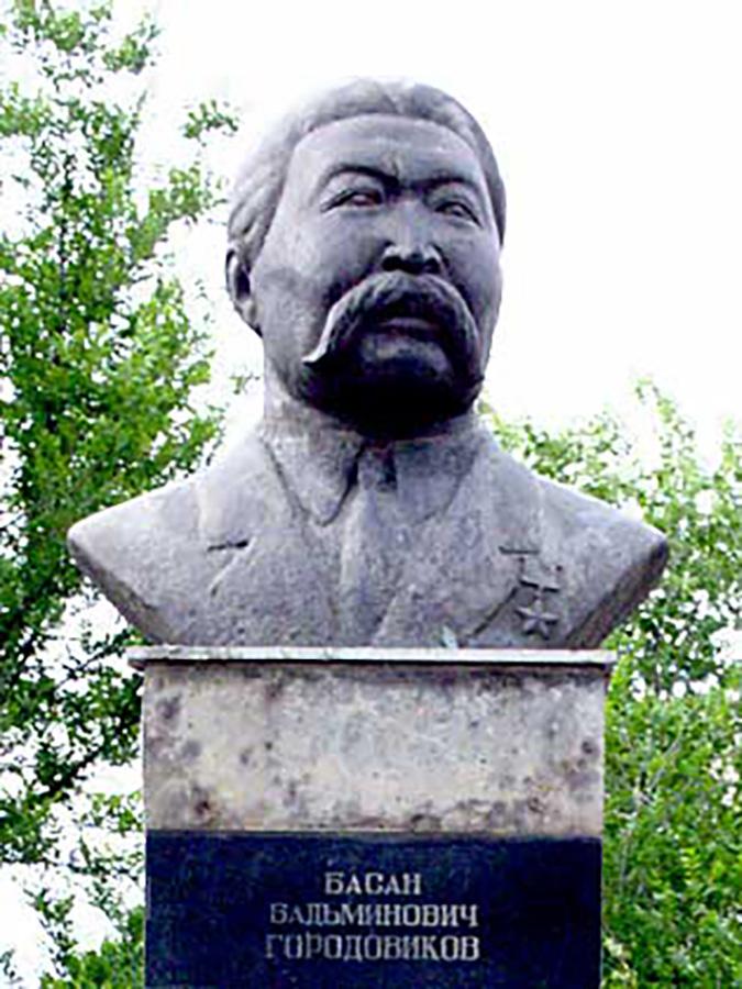 Бюст Б. Б. Городовикова